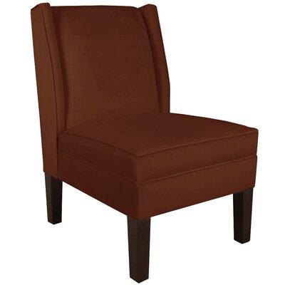 Brayden Studio Regal Wingback Chair