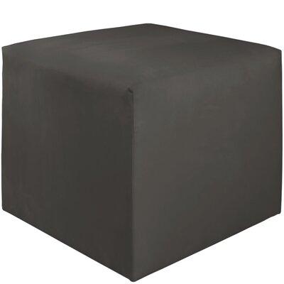 Brayden Studio Premier Cube Ottoman