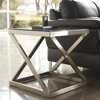 Brayden Studio Abdera End Table Image