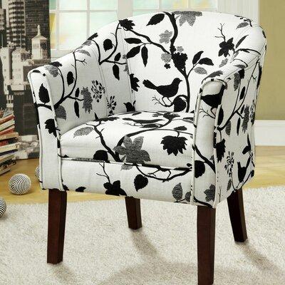Brayden Studio Cortez Barrel Chair