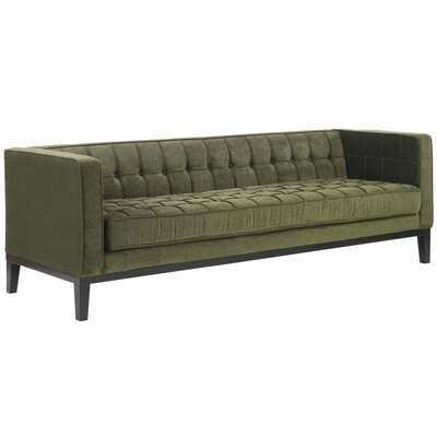 Brayden Studio Verdi Tufted Sofa