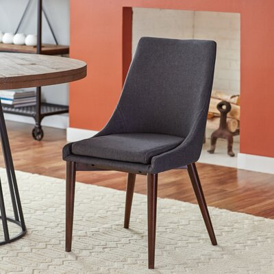 Brayden Studio Bedoya Parsons Chair (Set ..
