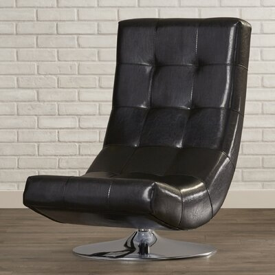 Brayden Studio Marko Swivel Lounge Chair