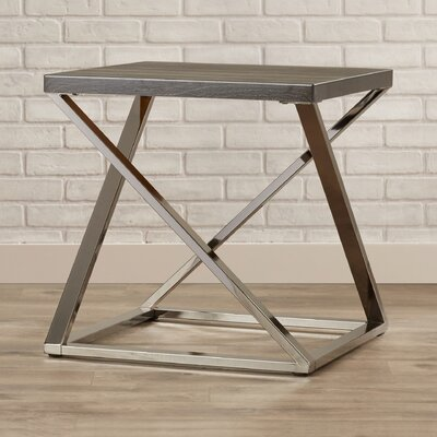 Brayden Studio Mauer End Table