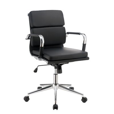 Brayden Studio Mid-Back Executive Chair