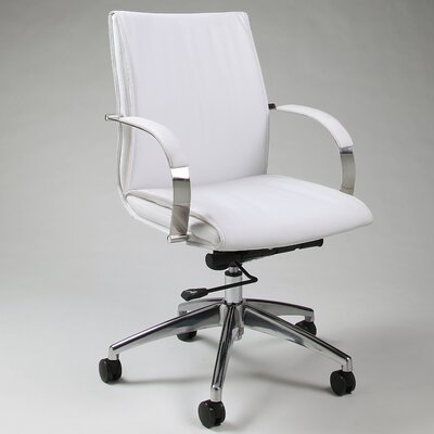 Brayden Studio Bickham Mid-Back Conference Chair
