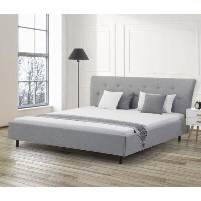 Brayden Studio Loken Upholstered Platform Bed