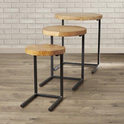 Brayden Studio 3 Piece Nesting Tables