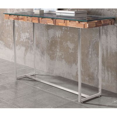 Brayden Studio Ortiz Console Table