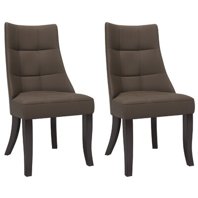 Brayden Studio Iris Parsons Chair (Set of 2)