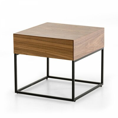 Brayden Studio Abram End Table