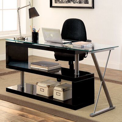 Brayden Studio Folden Writing Desk