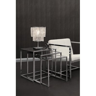Brayden Studio Travis Heights 3 Piece Nesting Tables