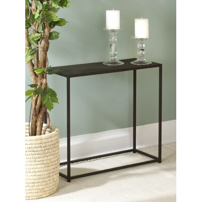 Brayden Studio Magers Mini Console Table