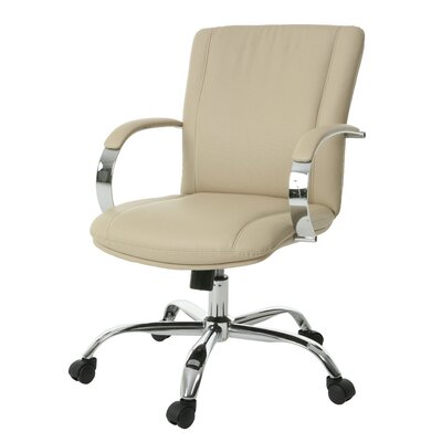 Brayden Studio Henshaw Full Back Desk Chair