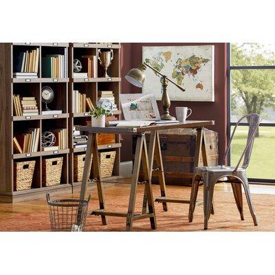 Brayden Studio Earleville Sawhorse Desk