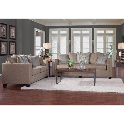 Brayden Studio Serta Upholstery Eastlake Sofa