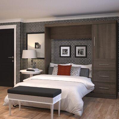 Brayden Studio Truett Full/Double Murphy Bed