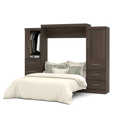 Brayden Studio Truett Queen Murphy Bed