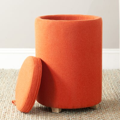 Brayden Studio Logue Storage End Table