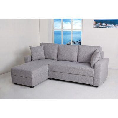 Brayden Studio Keshawn Sleeper Sectional