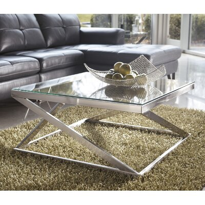 Brayden Studio Abdera Coffee Table