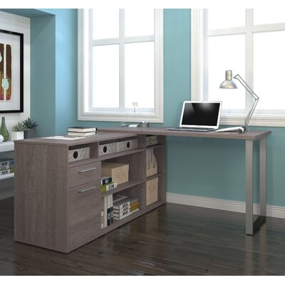 Brayden Studio Whirlpool Computer Desk
