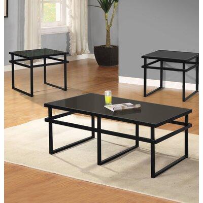 Brayden Studio Midtown 3 Piece Coffee Table Set