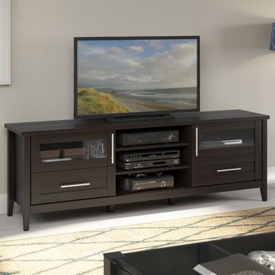 Wade Logan Isaac 2 Drawer TV Stand