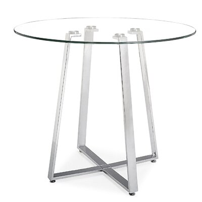 Wade Logan Dudley Counter Height Dining Table