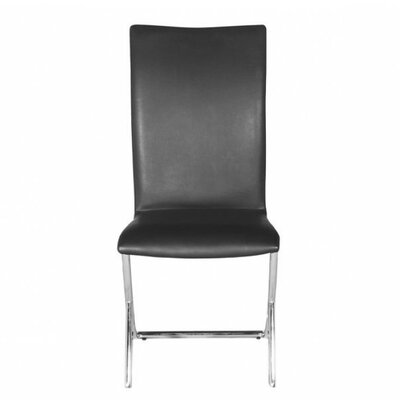 Wade Logan Ashwood Leatherette Parsons Chair (Se..