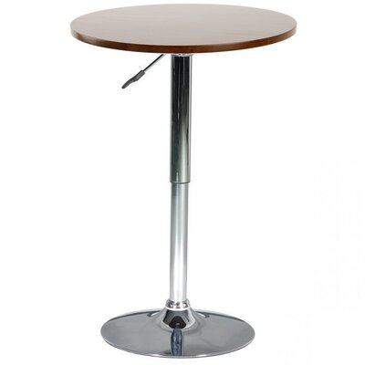 Wade Logan Alton Counter Height Pub Table