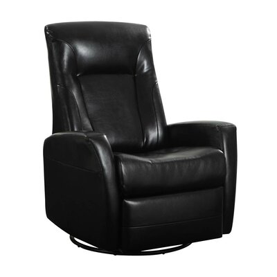 Wade Logan Lyda Swivel Glider Recliner