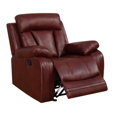 Wade Logan South Miami Heights Glider Recliner