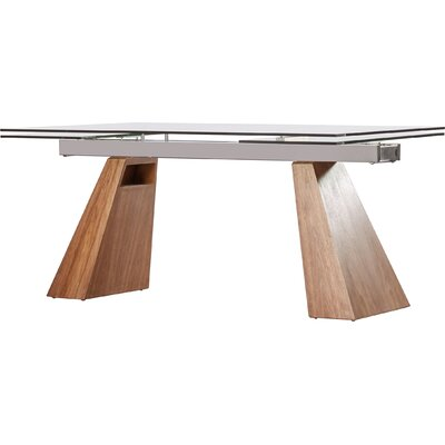 Wade Logan Leesburg Extendable Dining Table