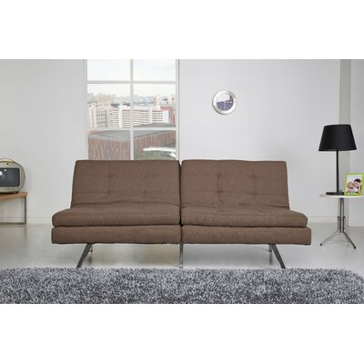 Wade Logan Devonte Futon and Mattress
