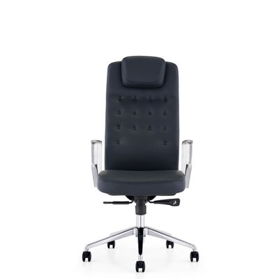 Wade Logan Wesley High-Back Office Chair ..