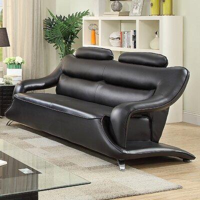 Wade Logan Trystan Modern Standard Sofa