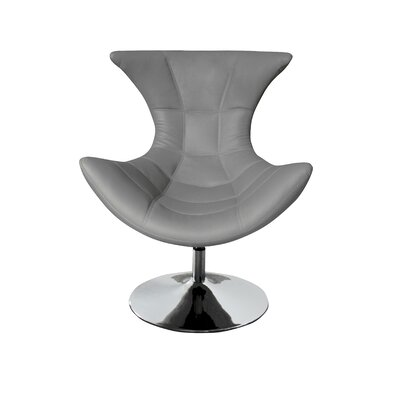 Wade Logan Campos Swivel Lounge Chair