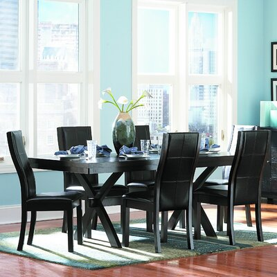 Wade Logan Hopedale Extendable Dining Table