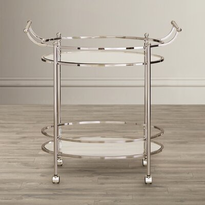 Wade Logan Pruitt Serving Cart