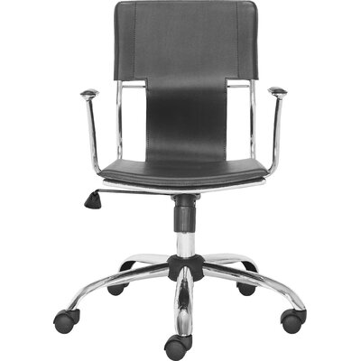 Wade Logan Landin Office Chair with PVC S..