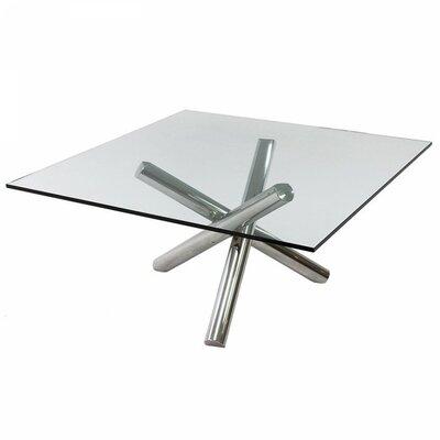 Wade Logan Calmar Quartz Dining Table