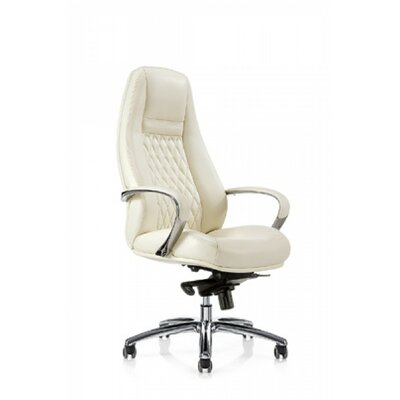 Latitude Run Enid High-Back Office Chair with Arms