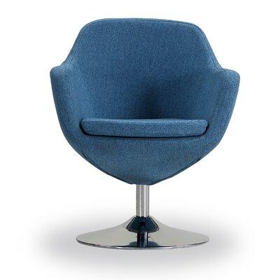 Wade Logan Coen Swivel Club Chair