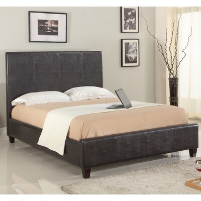 Wade Logan Isa Upholstered Panel Bed