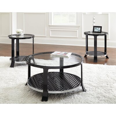 Wade Logan Ved Coffee Table Set