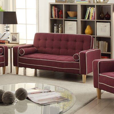 Wade Logan Derek Twill Loveseat