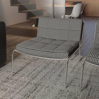 Wade Logan Rodolfo Modern Fabric Lounge C..