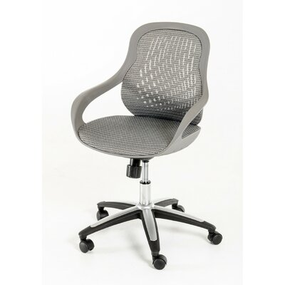 Wade Logan Belafonte Modern High-Back Mesh Conference Chair